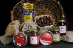New products available at the National Cherry Festival.(T.J. Hamilton | The Grand Rapids Press)