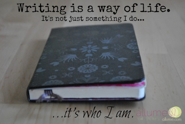 Writing-is-Who-I-Am