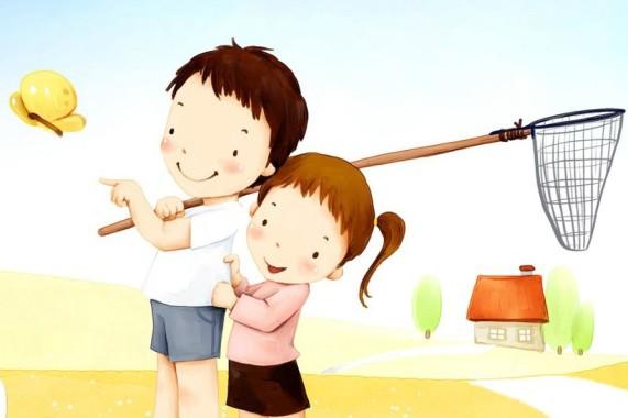 cartoon_lovely_children_vector_2968_4-e1434853397852