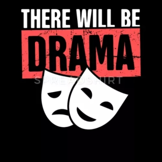 there-will-be-drama-funny-musical-theater-men-s-premium-t-shirt